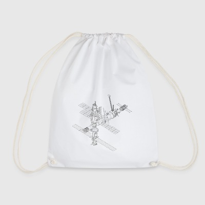 station - Drawstring Bag