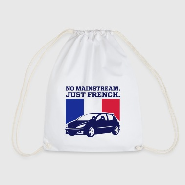 NO MAINSTREAM JUST FRENCH - Gymbag