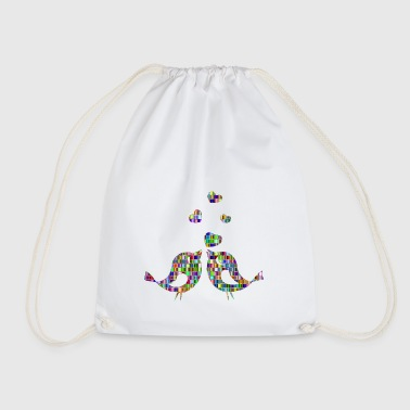 couple love couples wedding engagement wedding8 - Drawstring Bag