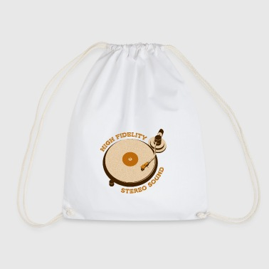 Reto turntable - Drawstring Bag