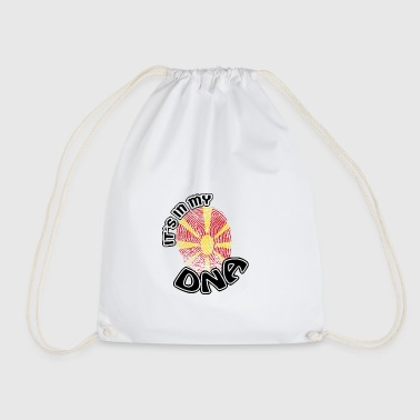 Gift Its in my dna dns roots Macedonia - Drawstring Bag