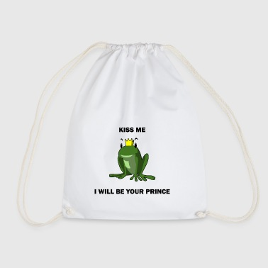 Kiss Me I Will Be Your prince - Sac de sport léger