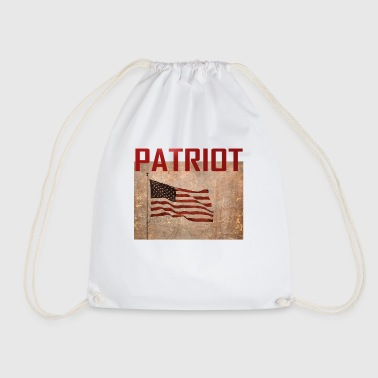 Patriot USA TShirt - Turnbeutel