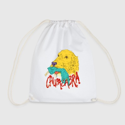 Chupacabra - Drawstring Bag