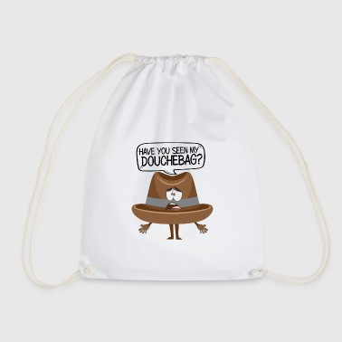 Hat cap hat - Drawstring Bag