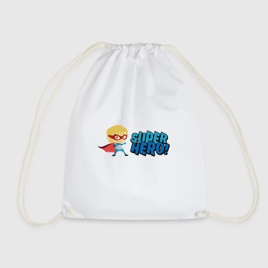Superhero - Drawstring Bag
