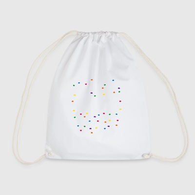 More confetti - Drawstring Bag