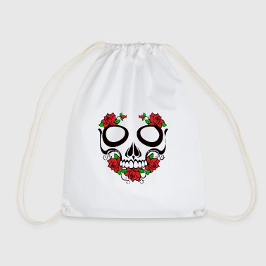 death wedding - Drawstring Bag