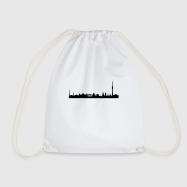 Berlin Skyline - Drawstring Bag