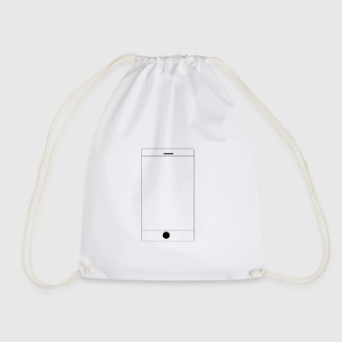 mobile - Drawstring Bag