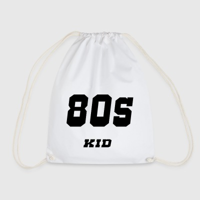 80s kid - Drawstring Bag