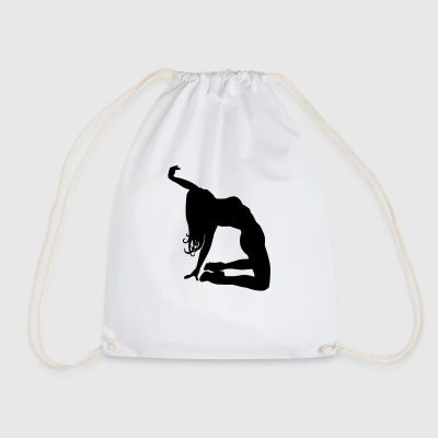 Pin up - Drawstring Bag