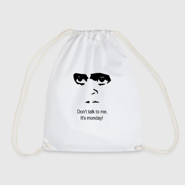 Mondays - Drawstring Bag