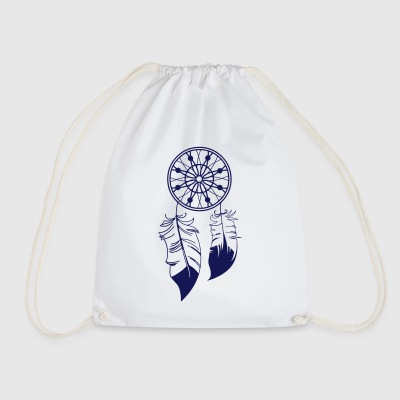 Dream Catcher - Drawstring Bag