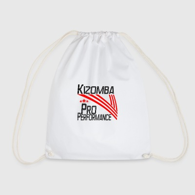 Kizomba Pro Perfomance black - Pro Dance Edition - Drawstring Bag