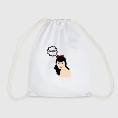 Pin-up / Rockabilly / 50: Sweet! - Sac de sport léger