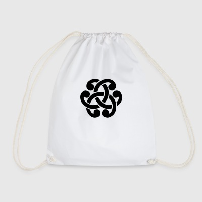 Celtic sign - Drawstring Bag