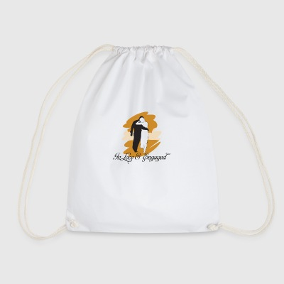 Engaged And In Love - Drawstring Bag