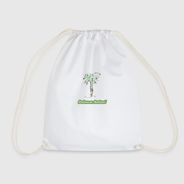 Palm tree - Drawstring Bag