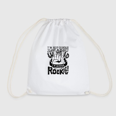 Rock It - Drawstring Bag