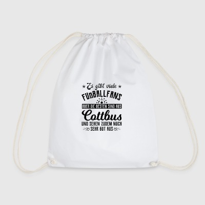 Football T-Shirt - Cottbus Gift - Drawstring Bag