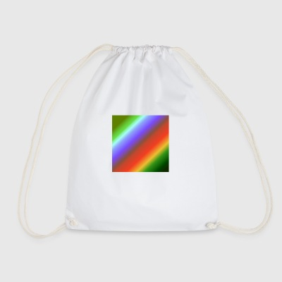 The power of gradient - Drawstring Bag