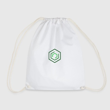 polygon - Drawstring Bag