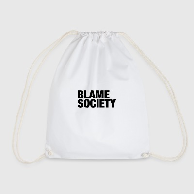 Blame Society Fashion - Gymtas