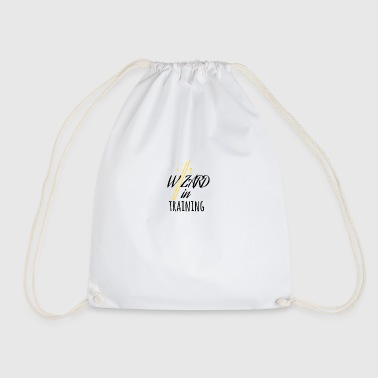 Wizard in training - Drawstring Bag