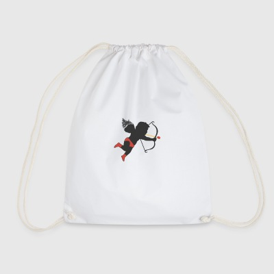 El Cupid Perfect Match black - Drawstring Bag