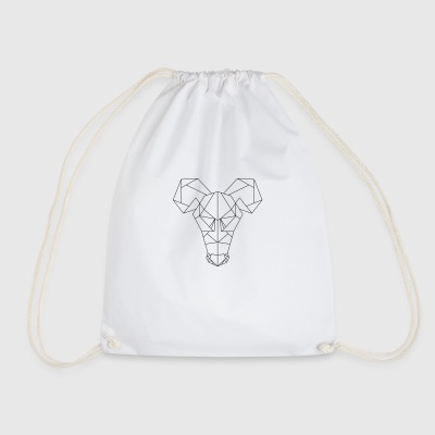 Rat's Head - Drawstring Bag