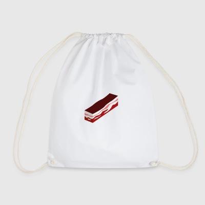 bacon - Drawstring Bag