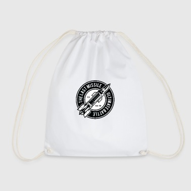 The Last Missile - Drawstring Bag