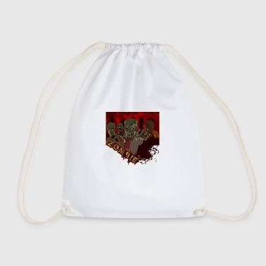 Zombies - Drawstring Bag