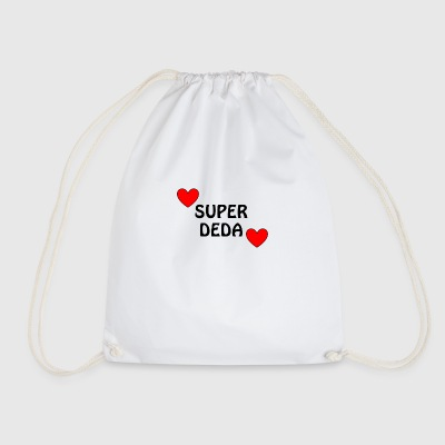 Super Deda - Drawstring Bag