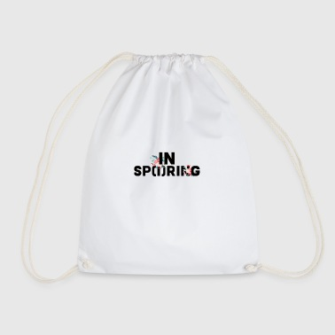 Spring Break / Springbreak: In Sp (i) ring - Drawstring Bag
