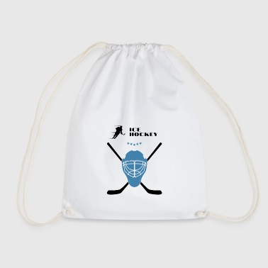 Icehockey - Drawstring Bag