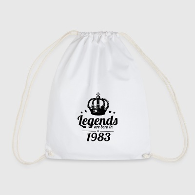 Legends 1983 - Drawstring Bag
