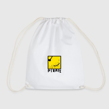 Pirate - Drawstring Bag