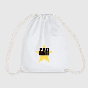 Pro gamers with star - Drawstring Bag
