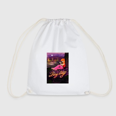 Bay City - Drawstring Bag