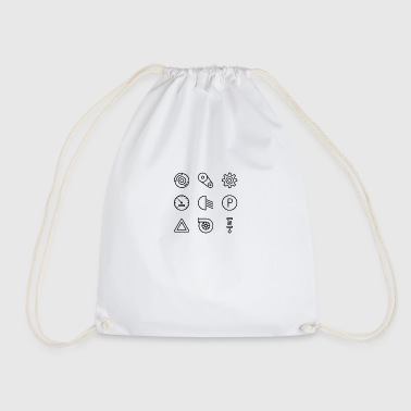 mechanic - Drawstring Bag