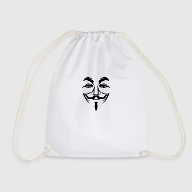 Anonym Mask PNG Bilde - Gymbag