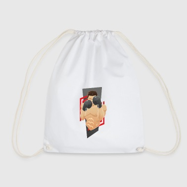 boxer - Drawstring Bag