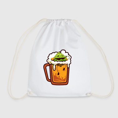 Beer Whirlpool - Drawstring Bag