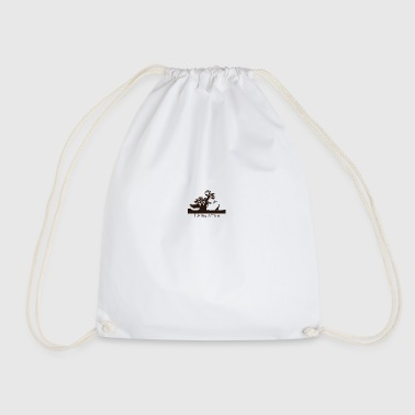 Ultimate_Living_Africa-png - Drawstring Bag