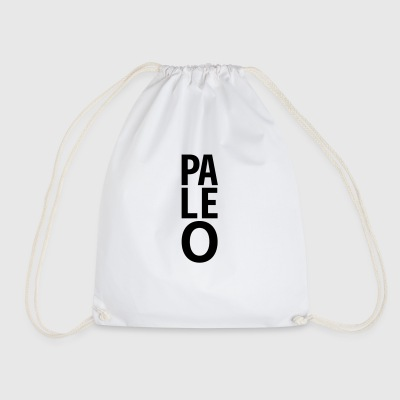 Paleo - Drawstring Bag