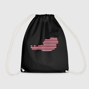 Austria AT - Drawstring Bag
