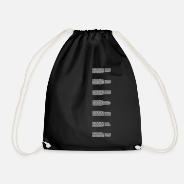 Tool Lathe tools - Drawstring Bag