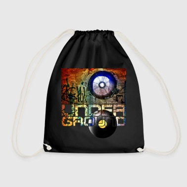 Underground - Drawstring Bag